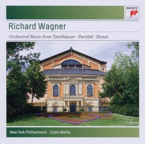 Orchestral Music from Tannhäuser, Parsifal, Rienzi, 1 Audio-CD
