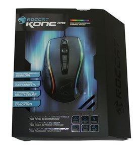 ROCCAT Kone XTD Max Customization Gaming Maus schwarz