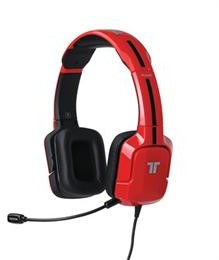 Kunai Stereo Gaming Headset, rot