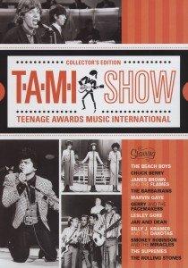 T.A.M.I. Show, 1 DVD
