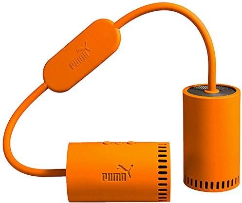 Puma Soundchuck Bluetooth Lautsprecher, orange