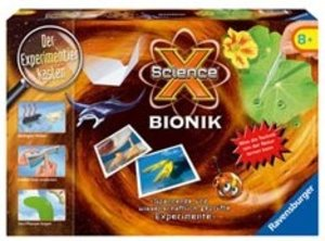Ravensburger 18799 - ScienceX®: Bionik