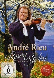 André Rieu - Rosen aus dem Süden, 1 DVD