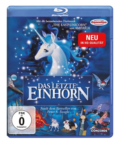 Das letzte Einhorn (Blu-ray)