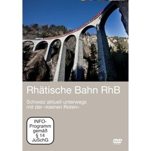 Rhätische Bahn RhB, 1 DVD