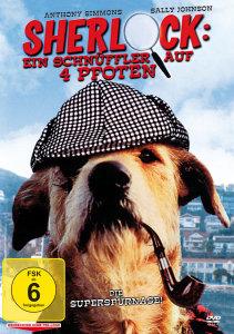 Sherlock: Undercover Dog - Ein Schnüffler auf vier Pfoten