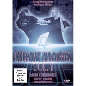 Köhler, J: Krav Maga Israeli Self-Defense Vol.1