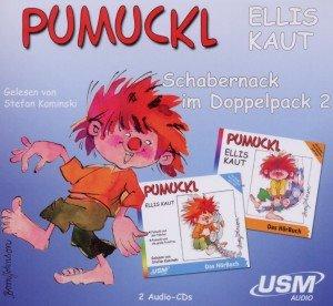 Pumuckl, Schabernack im Doppelpack. Tl.2, 2 Audio-CDs