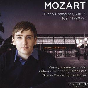 Piano Concertos Vol.2,Nos.11,20 & 21