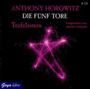 Die Fünf Tore - Teufelsstern, 8 Audio-CDs