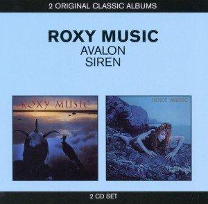 Roxy Music: 2in1 (Avalon/Siren)