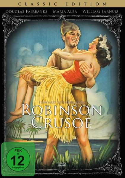 Robinson Crusoe-Classic Edition