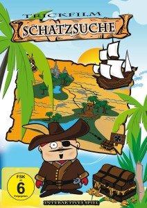 Trickfilm Schatzsuche/DVD