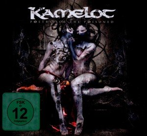Kamelot: Poetry For The Poisoned (Limited Edition)