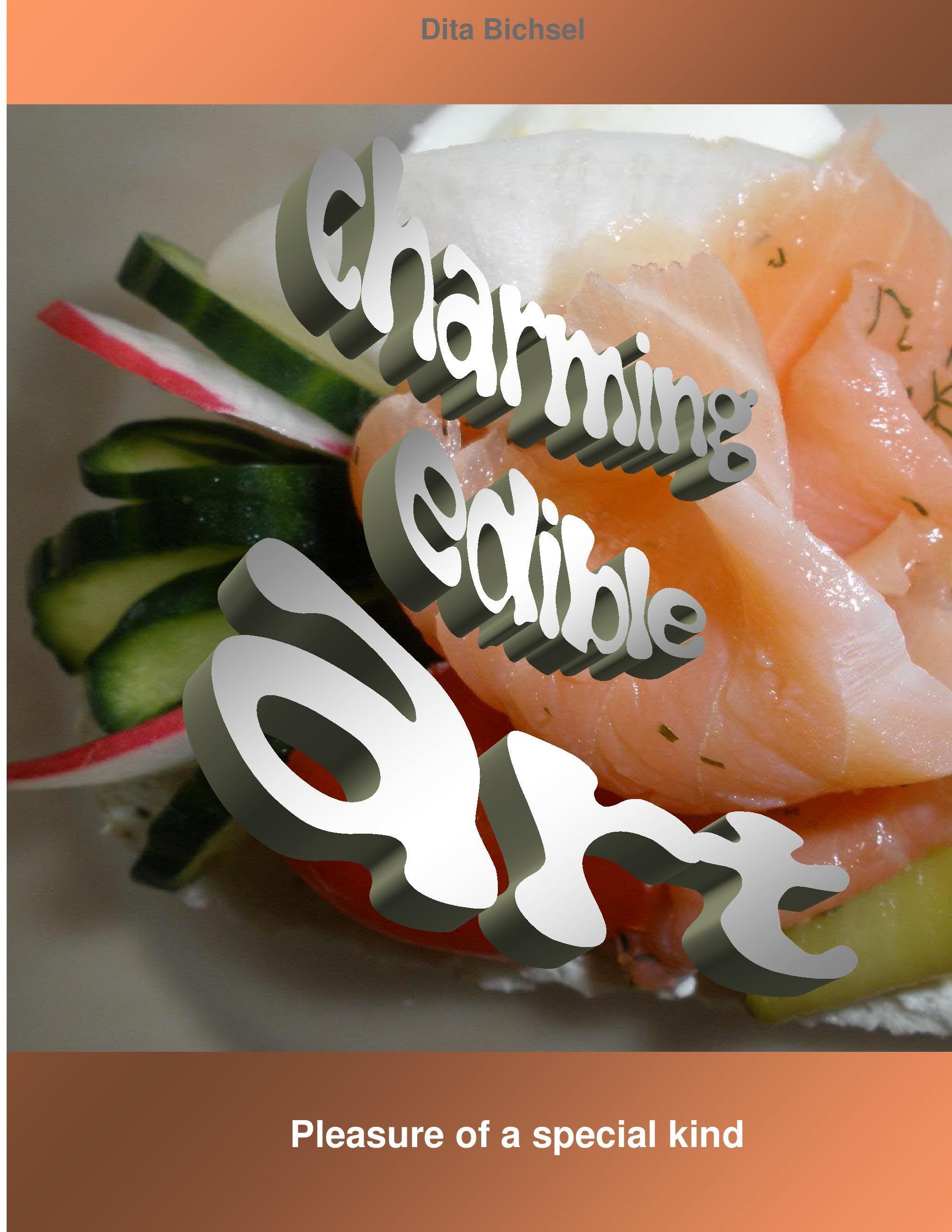 charming edible art