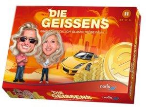 Noris 606920096 - Die Geissens, das Spiel
