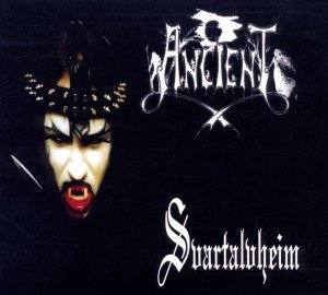 Ancient: Svartalvheim (Re-Release LTD Digi)