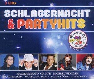 Various: Schlagernacht & Partyhits