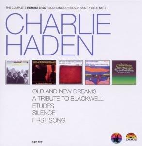 Haden, C: Charlie Haden