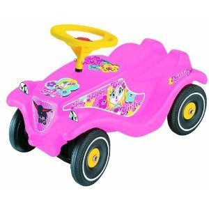 BIG 56029 - Bobby-Car Classic Girlie, pink