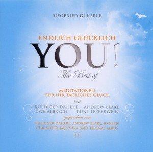 YOU! Endlich glücklich, Audio-CD