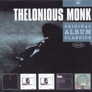 Monk, T: Original Album Classics
