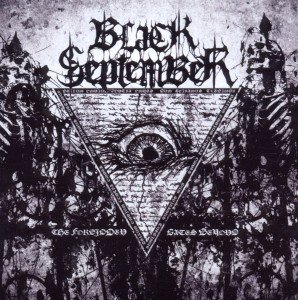 Black September: Forbidden Gates Beyond/CD