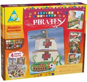 Invento 620860 - Sticky Mosaics: Piraten