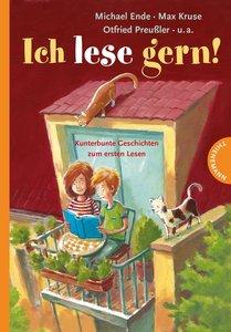 Ich lese gern!, Kunterbunte Geschichten zum ersten Lesen