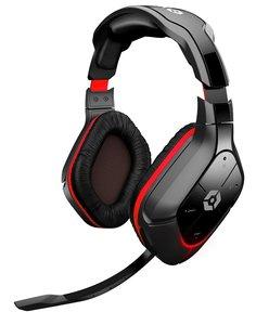 Universal Wireless Stereo Gaming-Headset HC-5, Kopfhörer mit Mikrofon