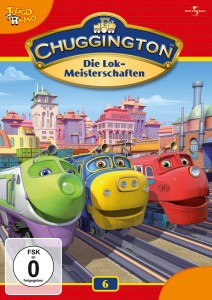 Chuggington Vol.6: Die Lok-Meisterschaft