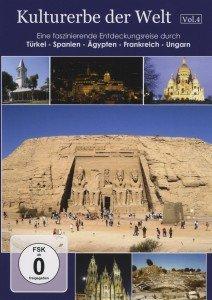 Kulturerbe der Welt, 1 DVD. Vol.4
