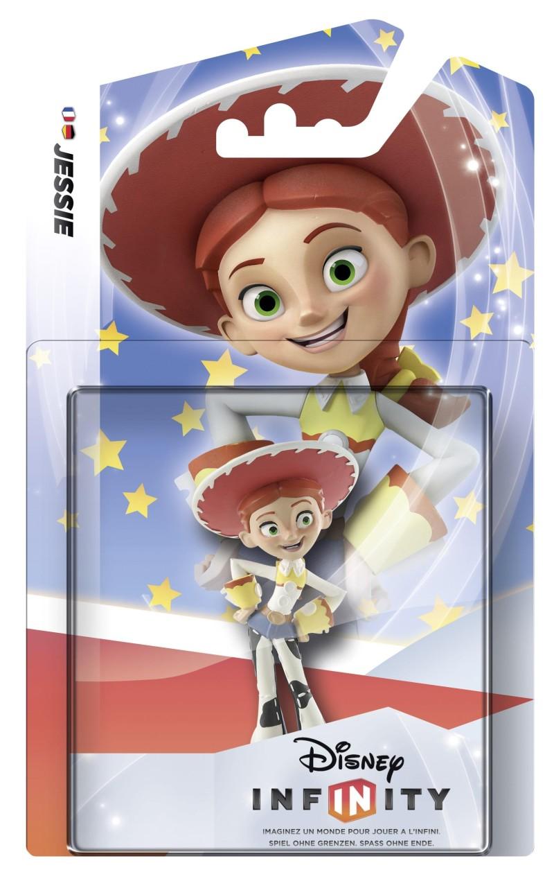 Disney INFINITY - Figur Single Pack - Jessie