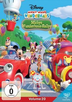 Micky Maus Wunderhaus - Mickys Wunderhaus-Rallye