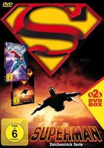 Superman, Zeichentrickserie, 2 DVDs