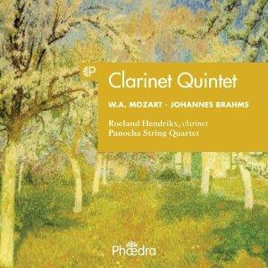 Hendrikx/panocha String Quartet: Clarinet Quintets