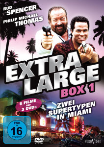 Extralarge - Zwei Supertypen in Miami