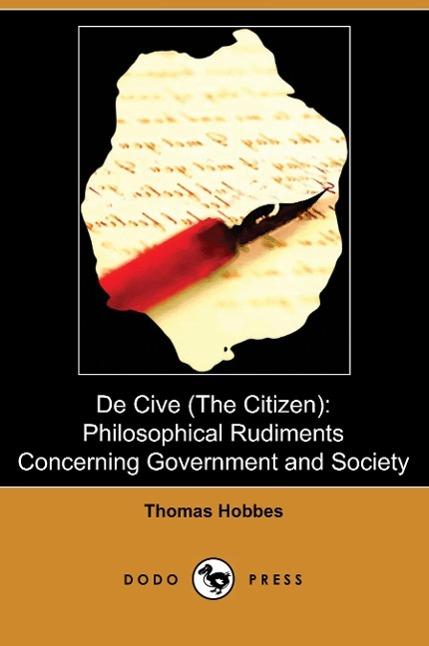 de Cive (the Citizen)