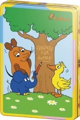 Schmidt Spiele 55547 - Die Maus: Freunde für immer