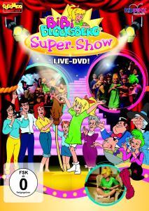 Bibi Blocksberg Super Show DVD