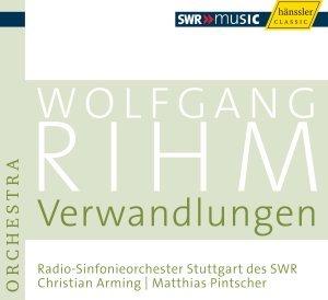 Arming/Pintscher/SWR RSO: Verwandlungen