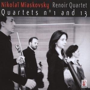String Quartets 1 & 13