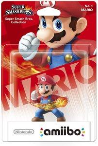 Amiibo - Super Smash Bros. Collection - No. 1 MARIO
