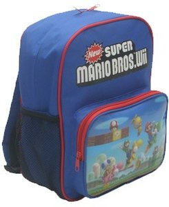 Rucksack Mario Bros. Wii