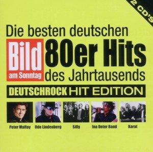 Die besten deutschen 80er Hits des Jahrtausends, Deutschrock Hit Edition, 2 Audio-CDs