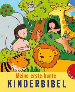 Meine erste bunte Kinderbibel