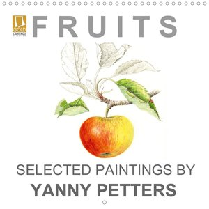 FRUITS SELECTED PAINTINGS BY YANNY PETTERS (Wall Calendar 2021 3
