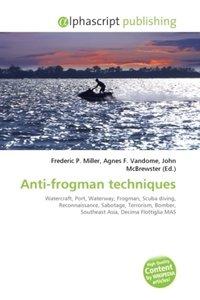 Anti-frogman techniques