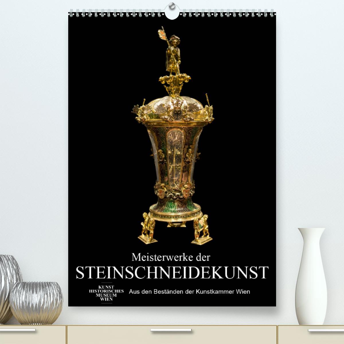 Meisterwerke der Steinschneidekunst (Premium, hochwertiger DIN A