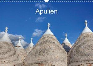 Apulien (Wandkalender 2021 DIN A3 quer)